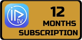 12 Months Iptv Plex Hosting